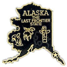 Alaska State Magnet.