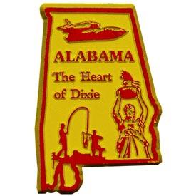 Alabama State Magnet.
