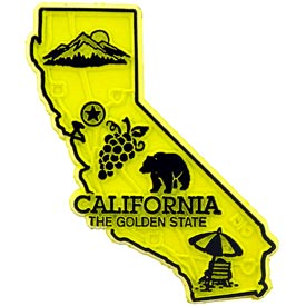 California State Magnet.