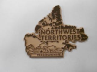 Northwest Territories Magnet/Canada