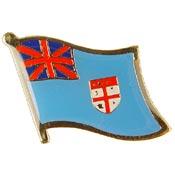 Fiji Lapel Pin.