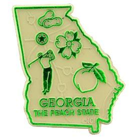 Georgia State Magnet.
