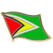 Guyana Lapel Pin.