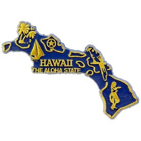 Hawaii State Magnet.