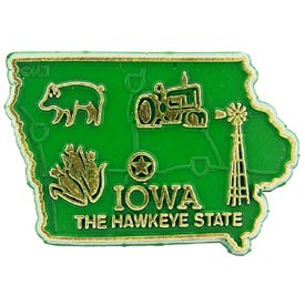 Iowa State Magnet.