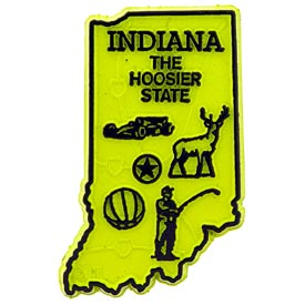 Indiana State Magnet.