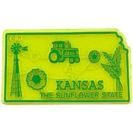 Kansas State Magnet.