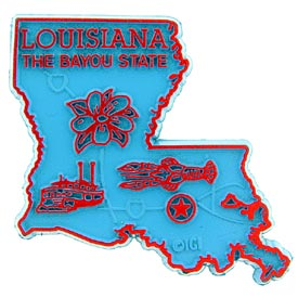 Louisiana State Magnet.