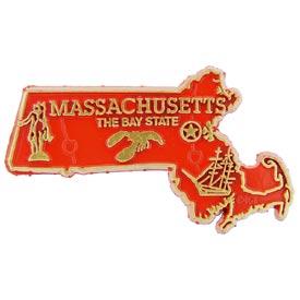 Massachusetts State Magnet.