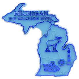 Michigan State Magnet.