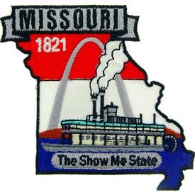 Missouri Decorative State Patch