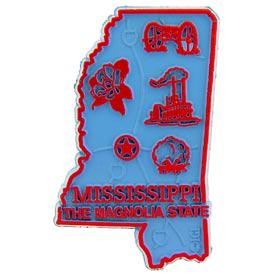 Mississippi State Magnet.