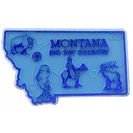 Montana State Magnet.