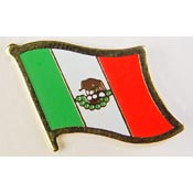 Mexico Lapel Pin.