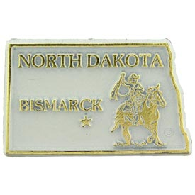 North Dakota State Magnet.