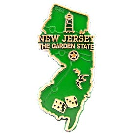 New Jersey State Magnet.