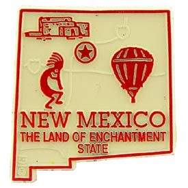 New Mexico State Magnet.