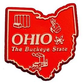 Ohio State Magnet.