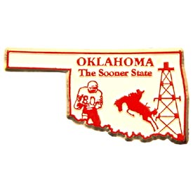 Oklahoma State Magnet.