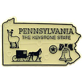 Pennsylvania State Magnet.