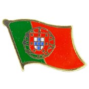 Portugal Lapel Pin.