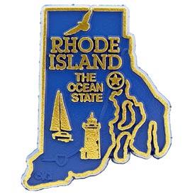 Rhode Island State Magnet.