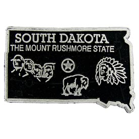 South Dakota State Magnet.