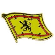 Scotland (Lion) Lapel Pin.
