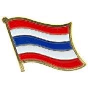 Thailand Lapel Pin.
