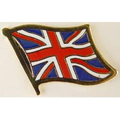 United Kingdom Lapel Pin.