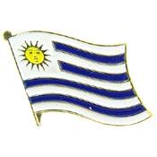 Uruguay Lapel Pin.