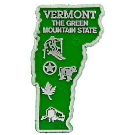 Vermont State Magnet.