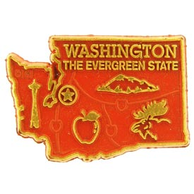 Washington State Magnet.