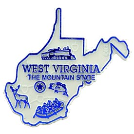 West Virginia State Magnet.