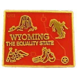 Wyoming State Magnet.
